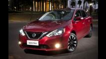 Volta Rápida: Nissan Sentra 2017 traz pouco para combater os novos rivais