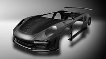 Porsche 911 Turbo carbone TopCar