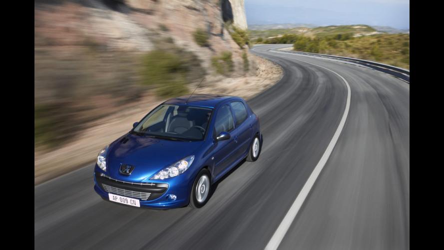 Peugeot 206 Plus ECO GPL