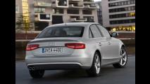 Audi A4 restyling 2011