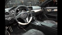 Mercedes Classe C Coupe al Salone di Ginevra 2011