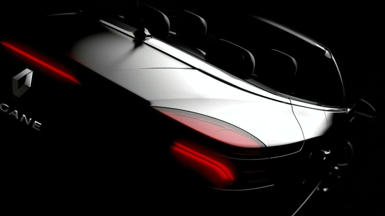 2011 Renault Megane CC Teaser No. 2