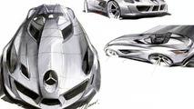 2009 Mercedes-Benz McLaren SLR Stirling Moss