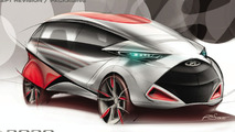 2020 Hyundai City Car Concept