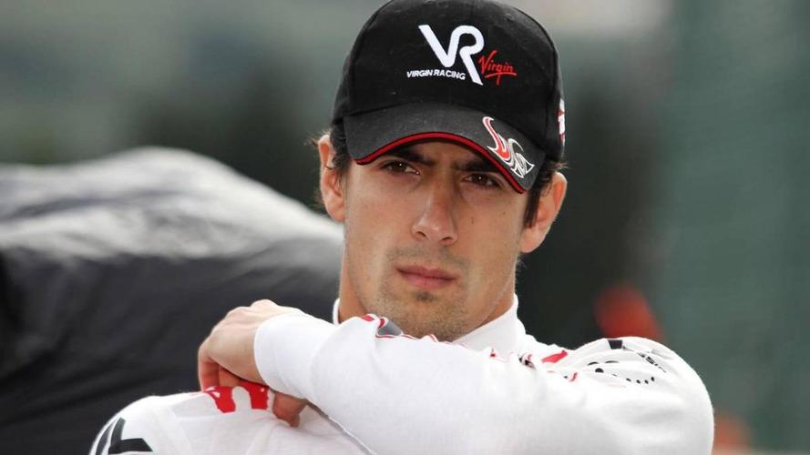 Virgin plays down 2011 di Grassi exit talks