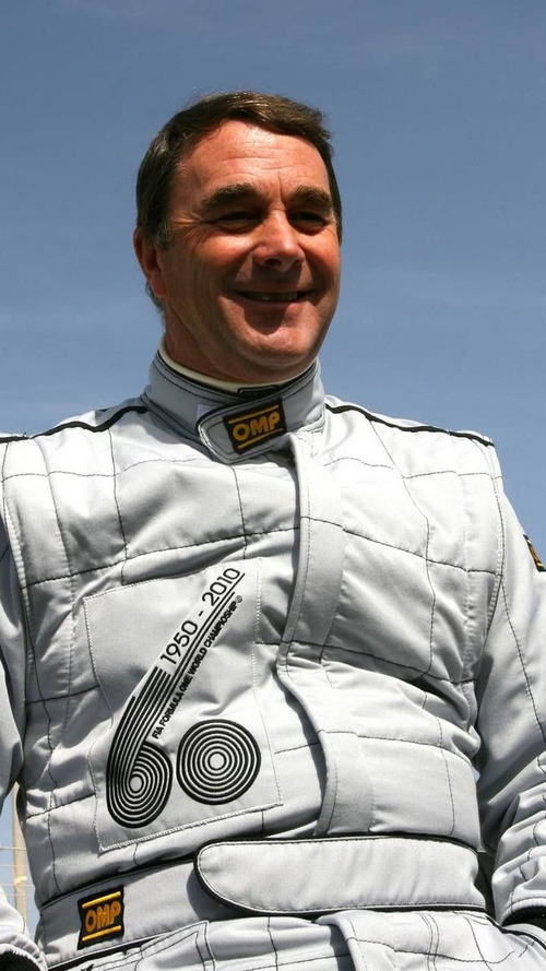 FIA asks Mansell to be F1 steward in 2010