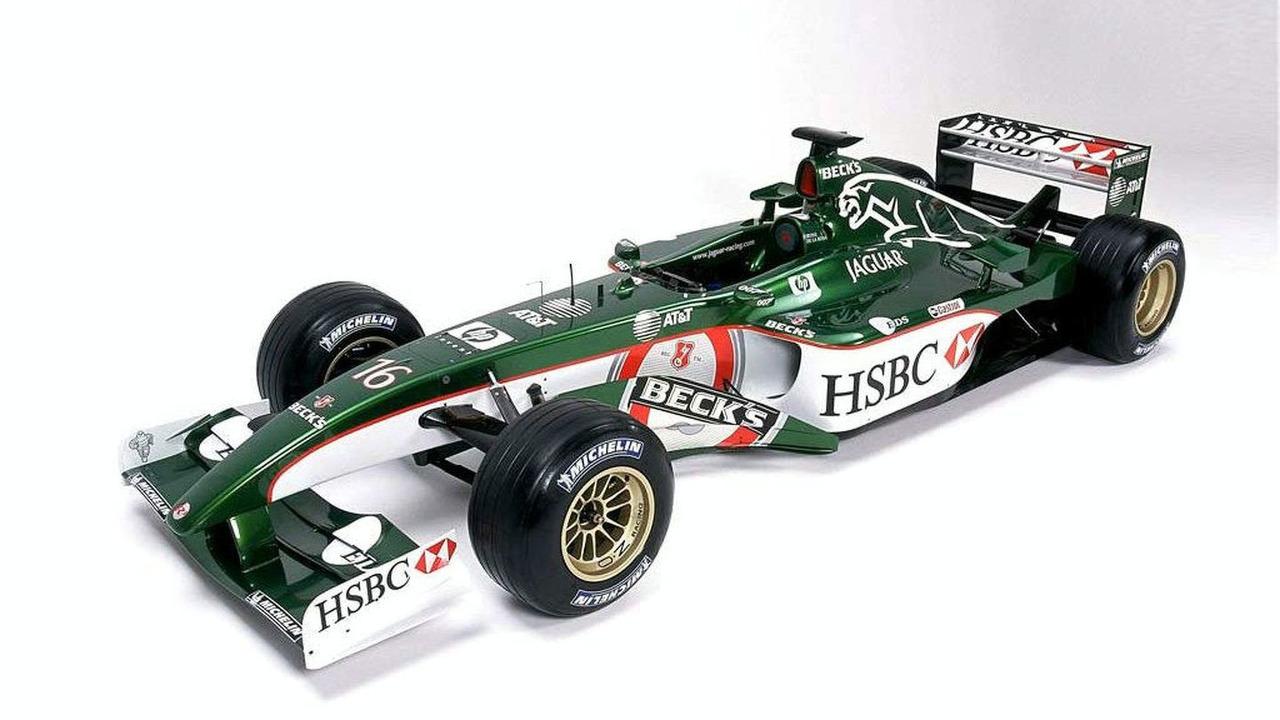 2002 Jaguar R3