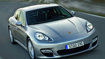 Official Porsche Panamera leaked images