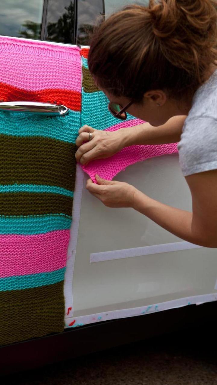 MINI Countryman knit - 11.4.2011