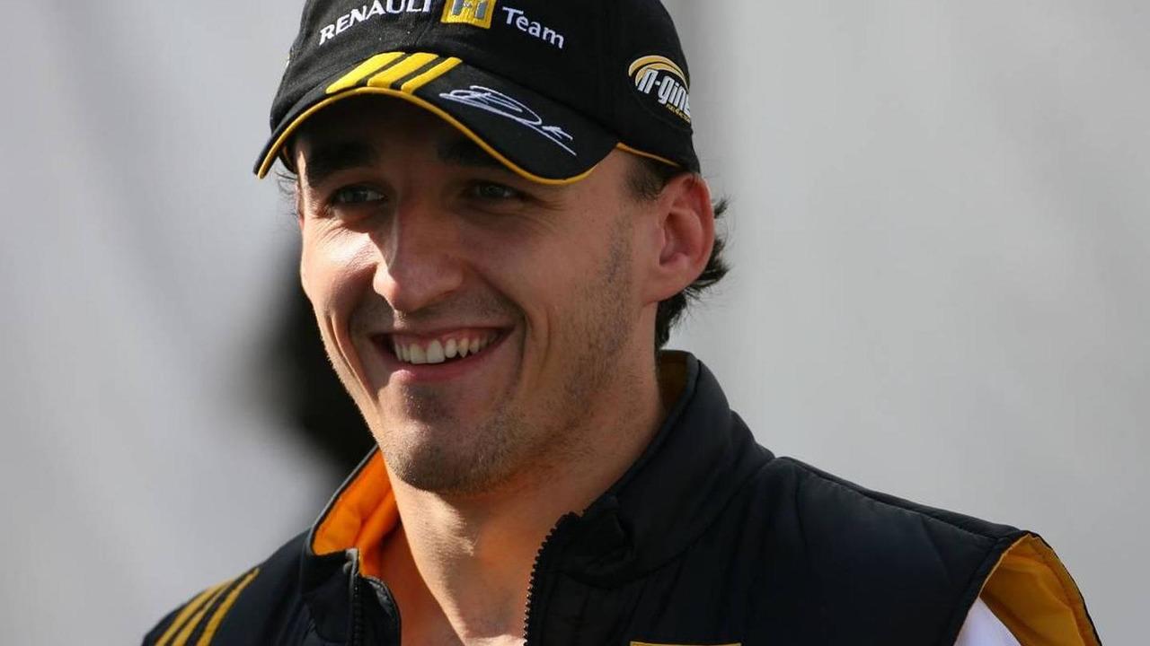 Robert Kubica (POL), Renault F1 Team, Canadian Grand Prix, 11.06.2010 Montreal, Canada