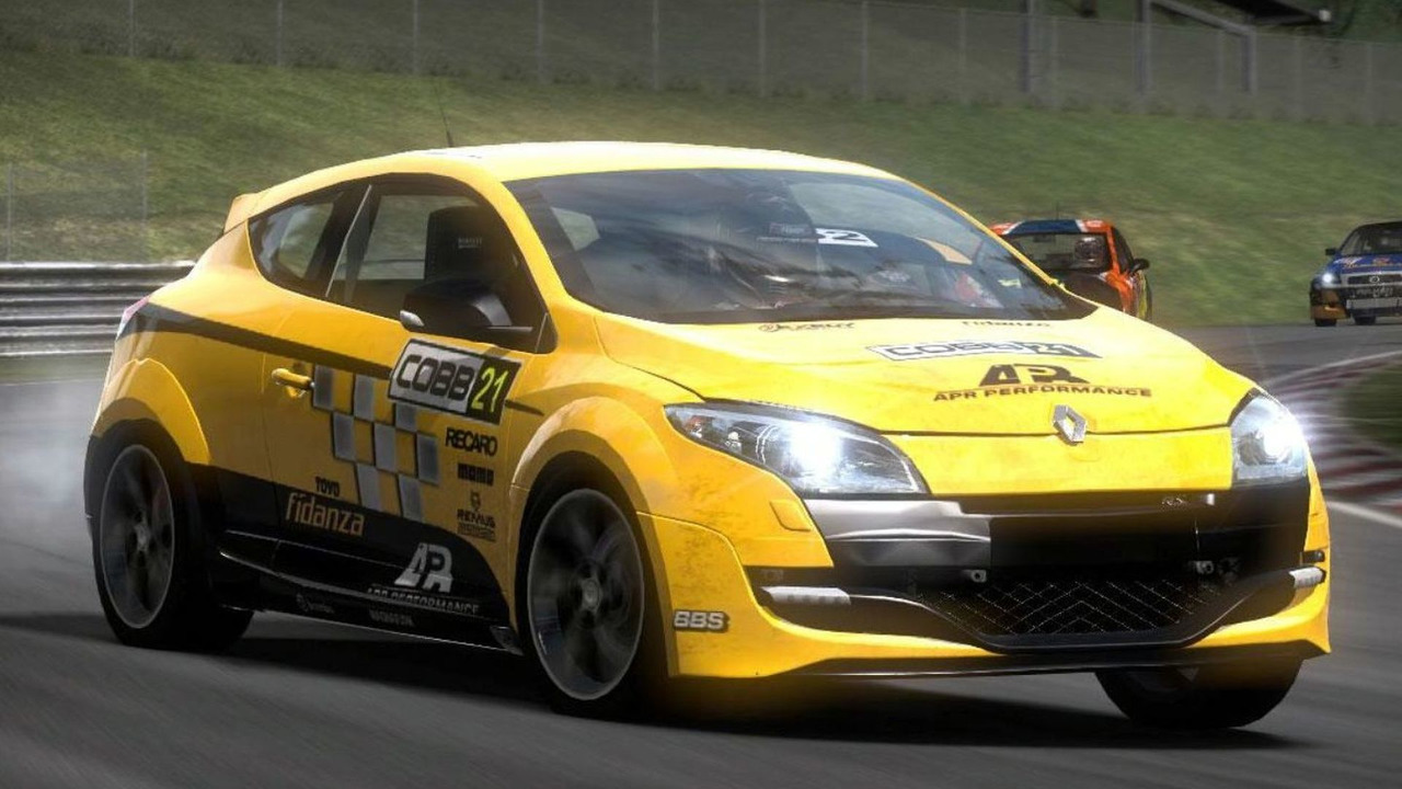 Megane Renault Sport - Need for Speed Shift screenshot
