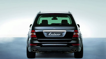 Lorinser package for Mercedes M-Class Facelift