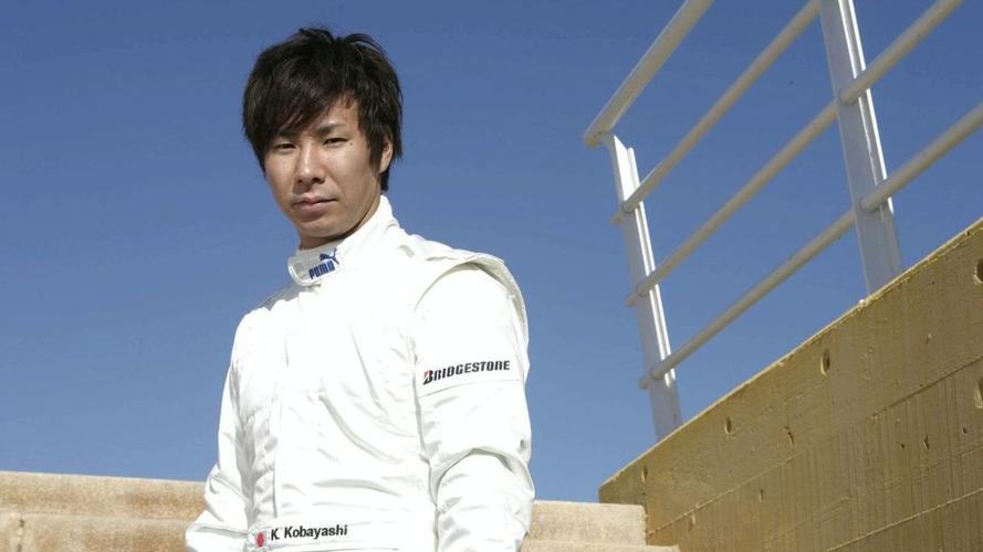 Kobayashi also courted by Renault for 2010