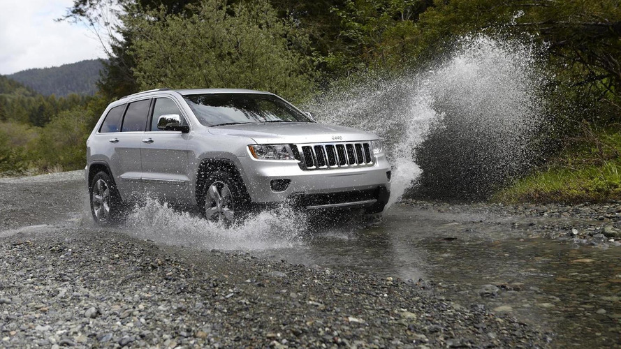 Jeep Grand Cherokee to get diesel option in U.S. - report