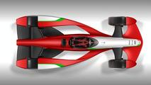 Fioravanti LF1 racecar concept