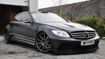 Mercedes CL Black Edition by Prior Design
