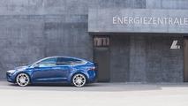 Tesla Model X Fab Design