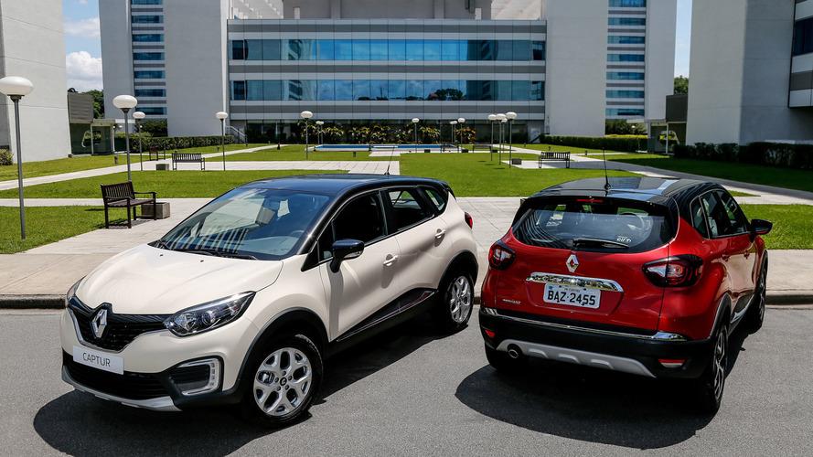 Renault Captur nacional é lançado a partir de R$ 78.900 - veja versões, preços e equipamentos