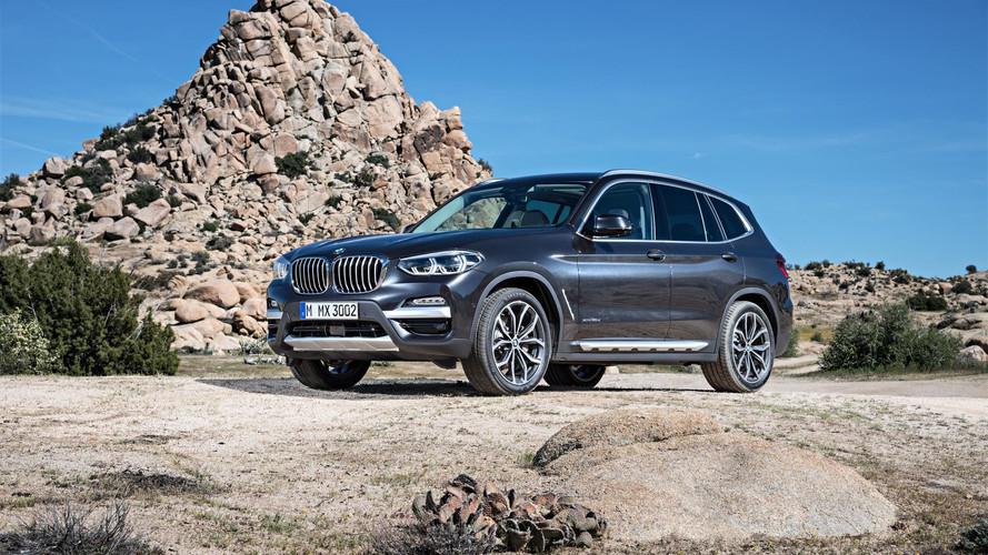 Conheça o novo BMW X3 2018, agora com a plataforma CLAR