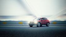 Audi Q2 Scale Model Ad