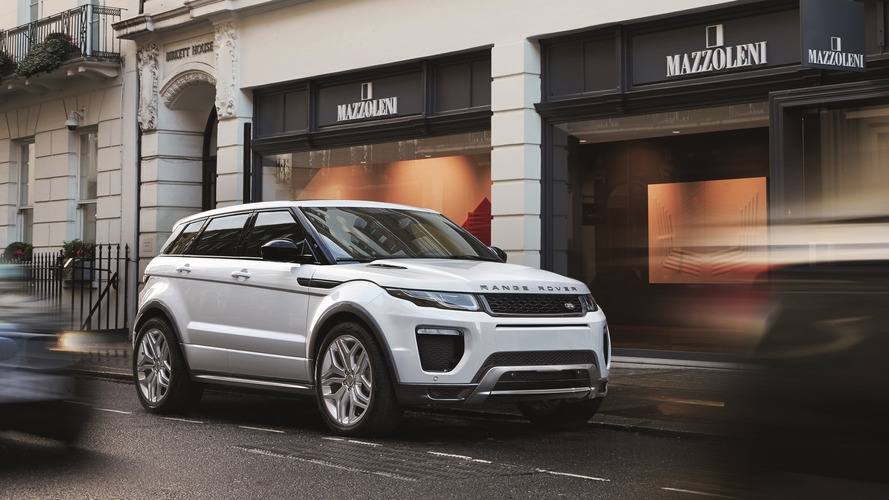Next-Gen Range Rover Evoque Will Be A Plug-In Hybrid