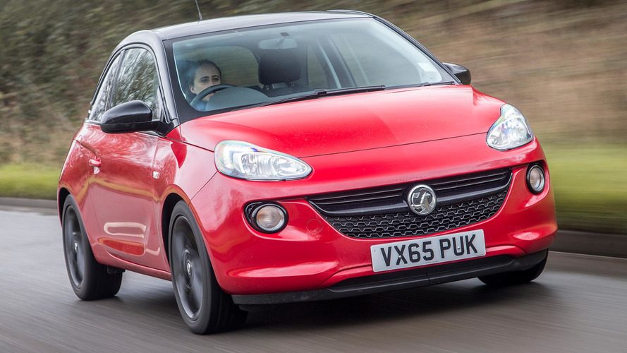 2017 Vauxhall Adam Review