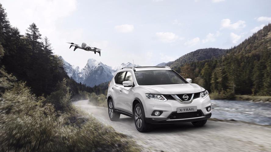 Nissan X-Trail X-Scape - Livré avec son drone