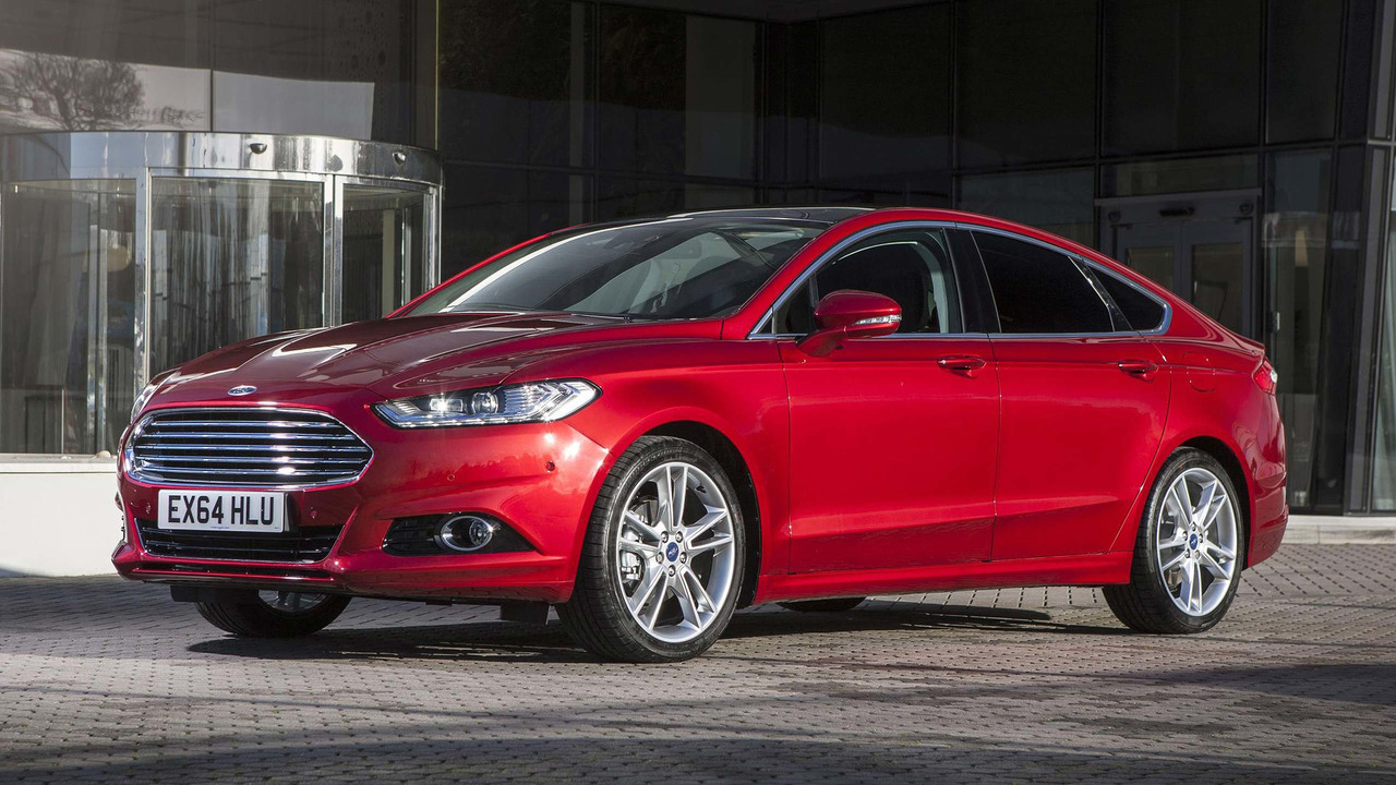 Ford Mondeo 2018 Review >> 2017 Ford Mondeo Review