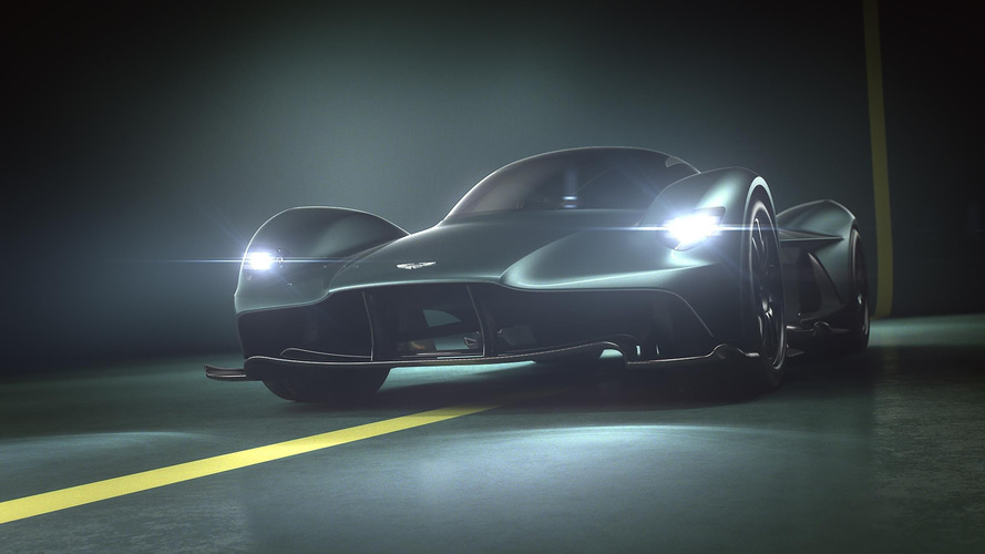 Aston Martin Valkyrie é o nome do hipercarro de Adrian Newey