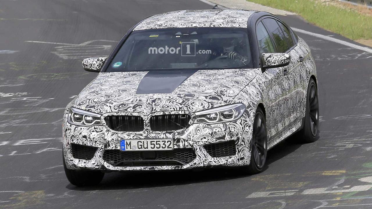 2017 - [BMW] M5 [F90] - Page 2 2018-bmw-m5-spy-photo