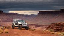 Jeep Safari JK at 2017 Easter Jeep Safari