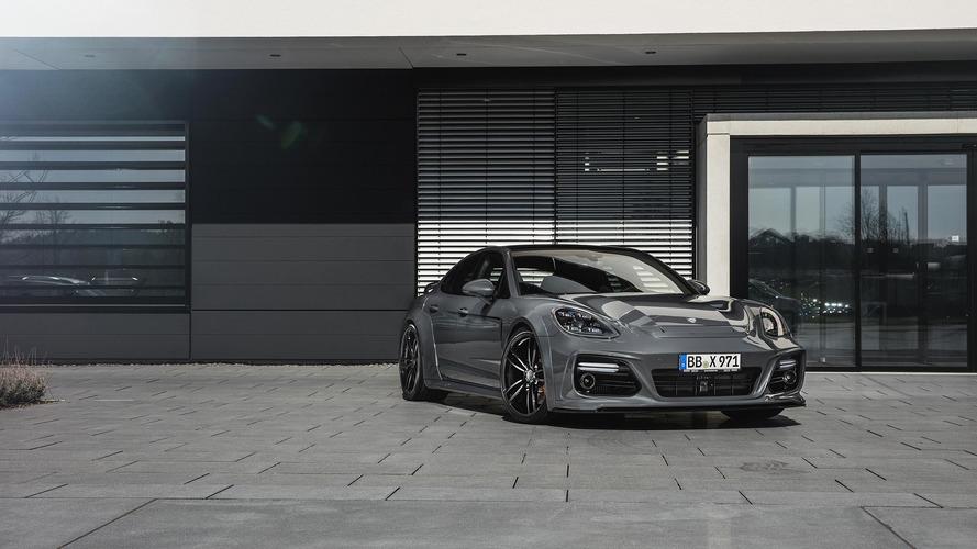 Techart's Porsche Panamera Kit Emphasizes