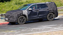 Hyundai Santa Fe Spy Photo
