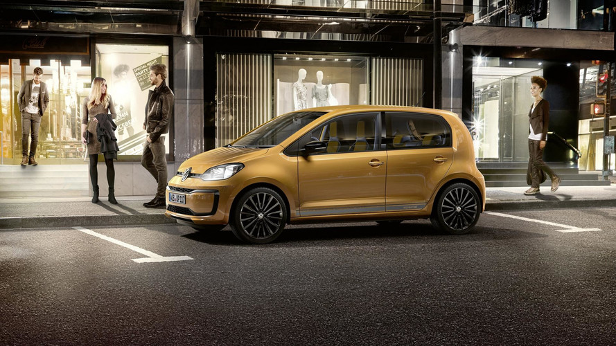Volkswagen Reveals New Special Edition Up
