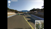 Circuito Mazda di Laguna Seca su Street View