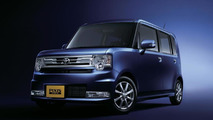 Toyota Pixis Space unveiled for Japan