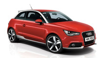 Audi A1 Contrast Edition (UK) 14.11.2011