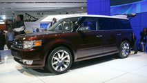 2009 Ford Flex at New York