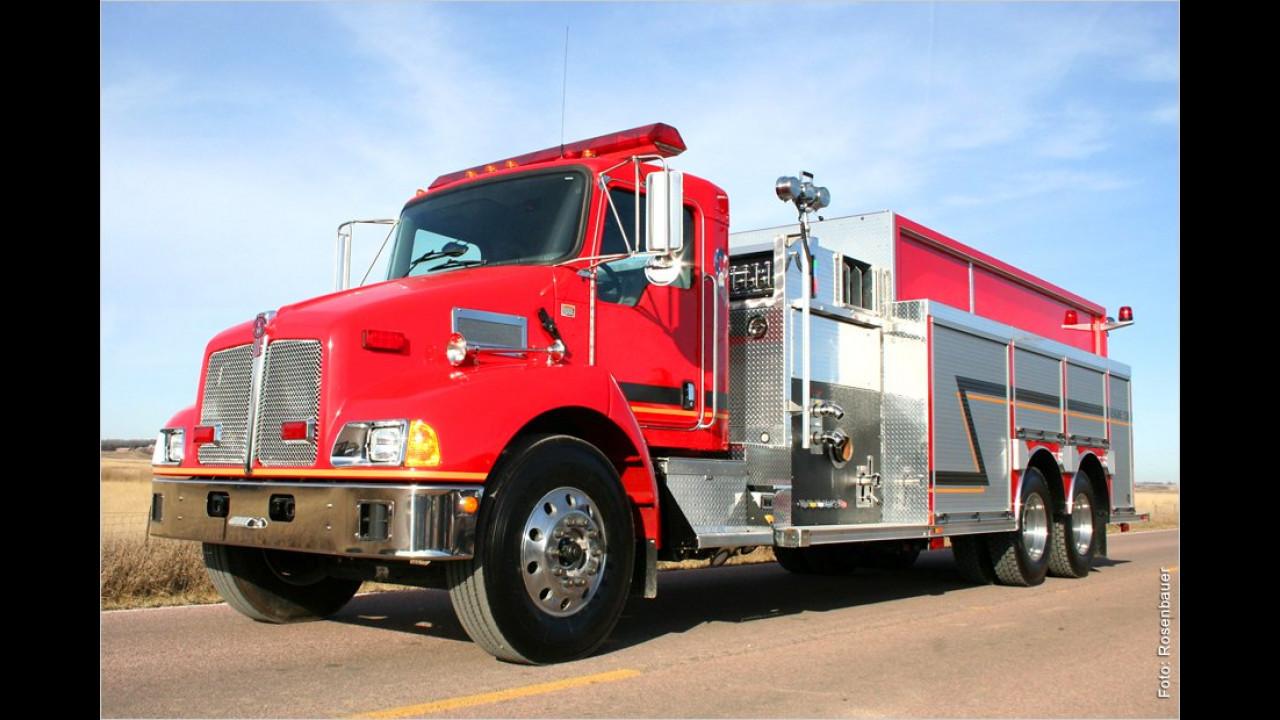 Kenworth Fire Truck