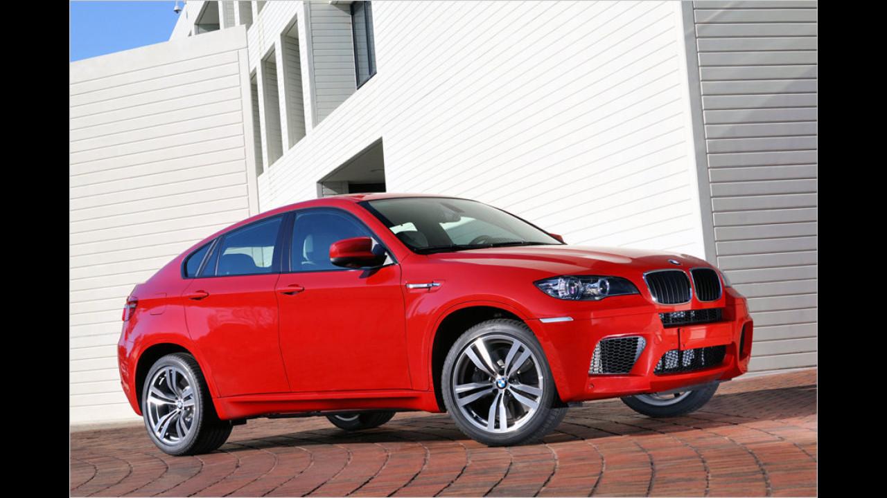 BMW X6 M (2009)