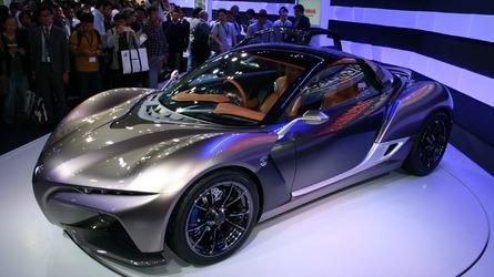 Yamaha va présenter sa première voiture de sport