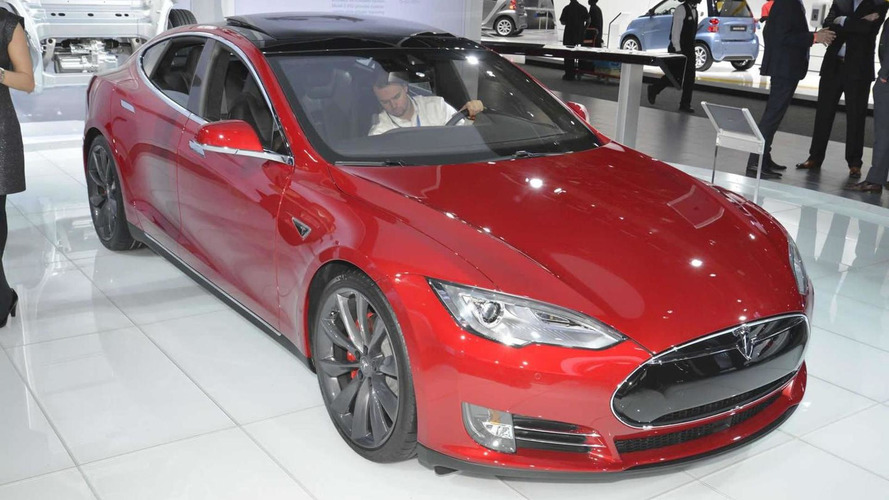 Updated Tesla Model S P85D to hit 60 mph in 3.1 seconds