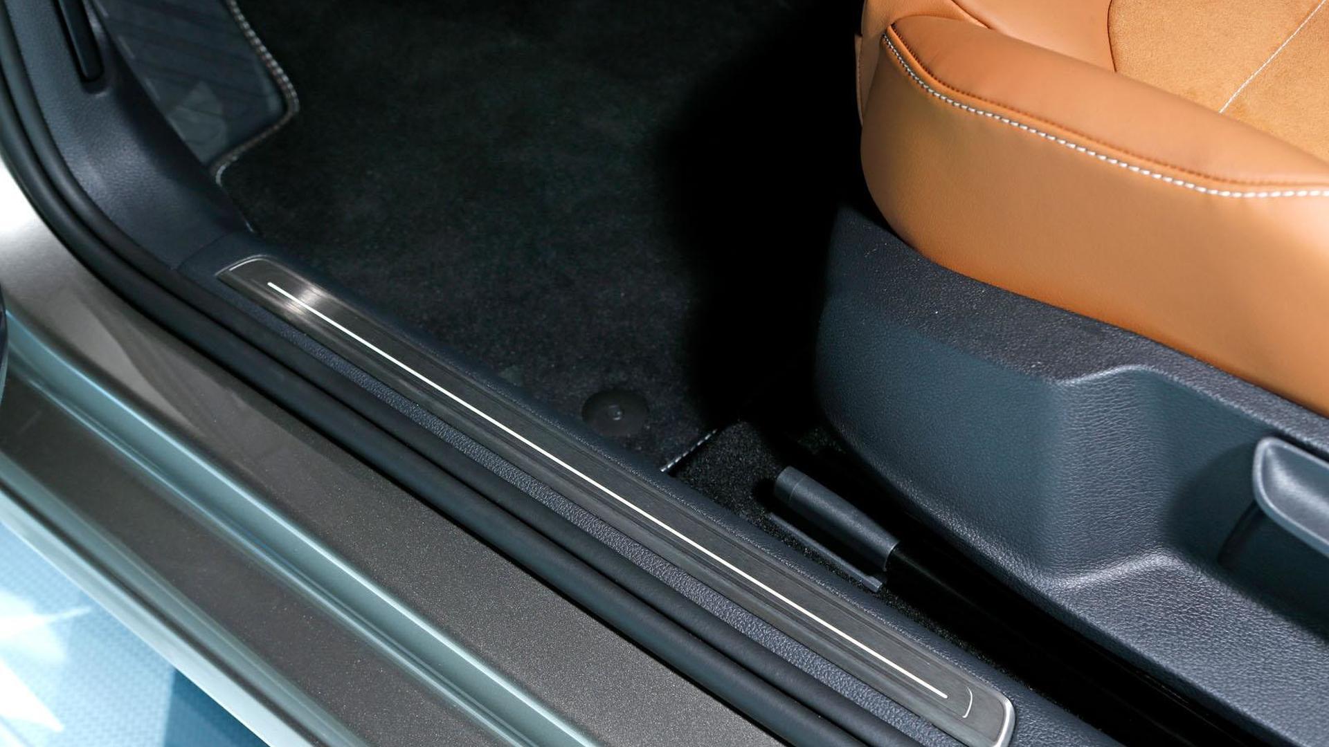 Дверные пороги VW Golf Edition Jahre 40