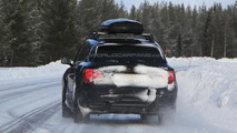 Bentley Bentayga sheds some serious camo in latest spy pics