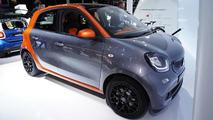 2015 Smart ForFour at 2014 Paris Motor Show