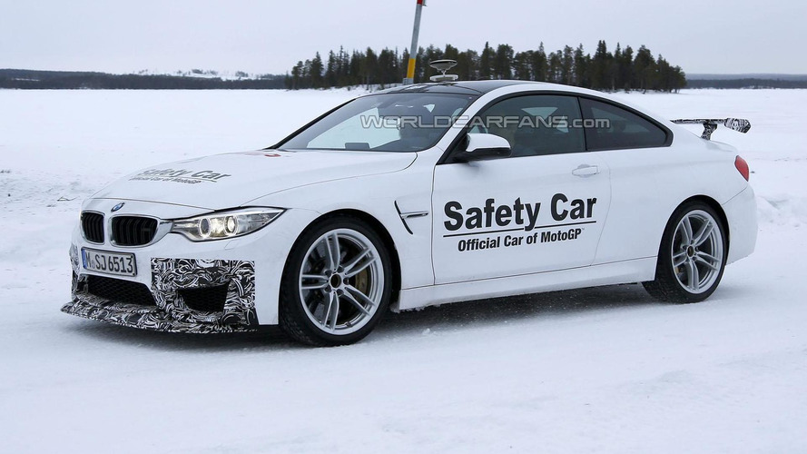 BMW M4 GTS to forgo rear seats and lose 100 kg?
