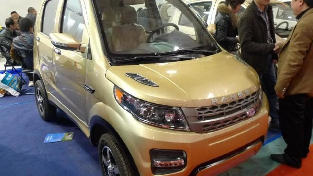 Longer Yuelang X1 EV