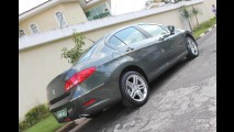 Garagem CARPLACE: Detalhes do visual do Peugeot 408 1.6 THP (Turbo)