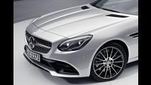 Novo Mercedes SLC 2016 ganha mais estilo com Night Package