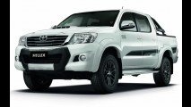 Salão SP: Toyota lança Hilux Limited Editon com visual exclusivo